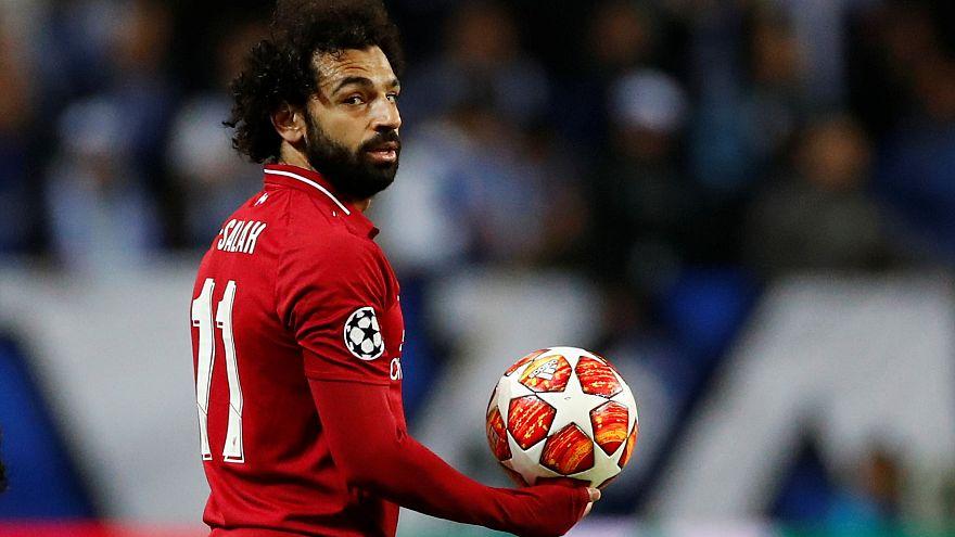 محمد صلاح يغيب عن قائمة جائزة رابطة اللاعبين لأفضل لاعب بإنجلترا