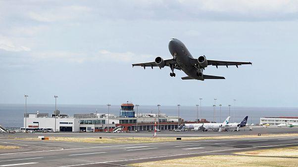 Vuelta a 'casa' de doce de los turistas alemanes heridos en Madeira