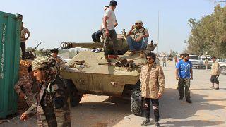Libye : le GNA contre-attaque, l'ANL résiste