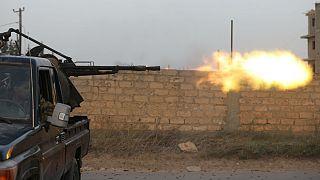 کشته شدن ۲۲۰ تن در حومه طرابلس در پی تغییر معادله پیچیده لیبی