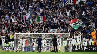 Juve wieder Italiens Fussball-Meister