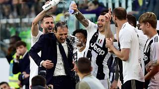 La Juventus è campione d'Italia per l'ottavo anno consecutivo