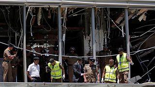 انفجار شش بمب در مراسم عید پاک در سریلانکا دهها مجروح بر جای گذاشت