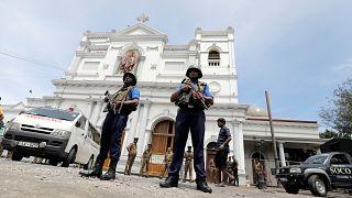 Взрывы в церквях и гостиницах на Шри-Ланке: десятки погибших и пострадавших