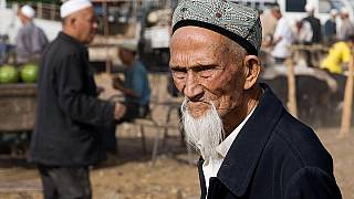 Doğu Türkistan'ın Kaşgar kenti