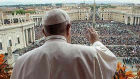 Έκκληση για ειρήνη από τον Πάπα στο πασχαλινό Urbi et Οrbi