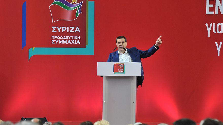 Αλέξης Τσίπρας: «Συγκροτήσαμε κοινωνικό κράτος από τα συντρίμμια των μνημονίων»