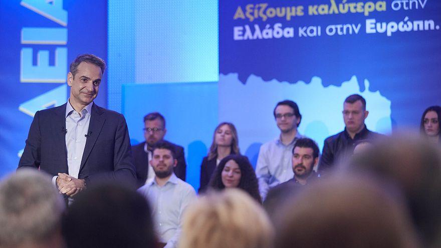 Κυριάκος Μητσοτάκης: Ο ΣΥΡΙΖΑ εκφράζει τις πιο φθηνές δυνάμεις του λαϊκισμού