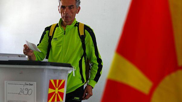 Elnökválasztás Észak-Macedóniában