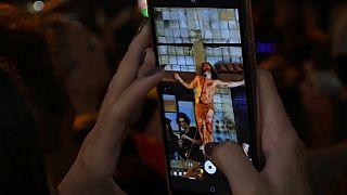 Falta de apoio financeiro não impede teatro da Rocinha