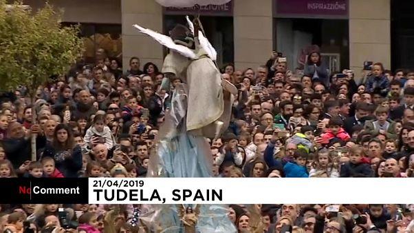 Ισπανία: Οι λιτανείες του Πάσχα