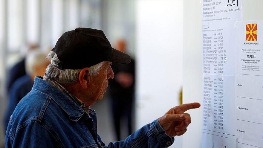 Первые выборы в Северной Македонии