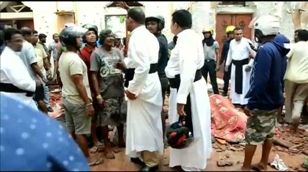 """Srí Lanka: """"Robbanást hallottam, aztán ránk szakadt a tető"""""""