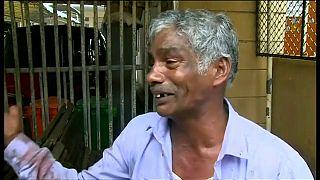 """Una víctima de los atentados de Sri Lanka: """"El techo se cayó sobre nosotros"""""""