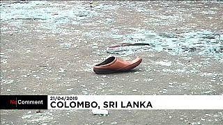 Sri Lanka: las imágenes y los sonidos de una cadena de atentados