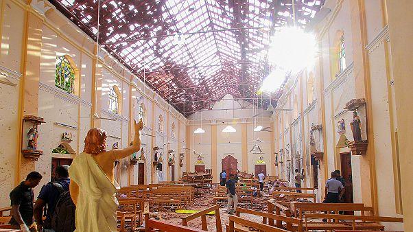 Conmoción en Sri Lanka: más de 290 muertos en los atentados