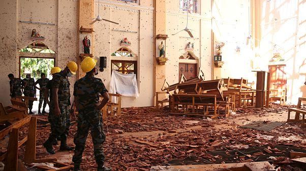 Σρι Λάνκα: Αυξάνεται ο αριθμός των θυμάτων