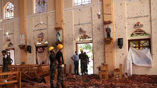Srí Lanka: már 290 áldozat