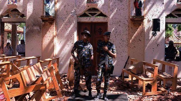 Sri Lanka'da Hristiyanları hedef alan terör saldırılarında ölü sayısı 290'a yükseldi