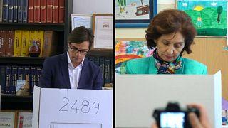 Ajustado pulso político en Macedonia del Norte