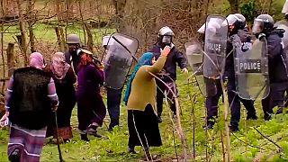 Géorgie : le barrage qui divise