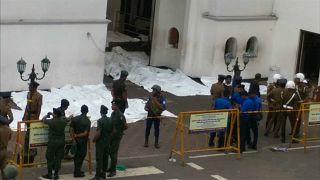 قتلى هجمات سريلانكا
