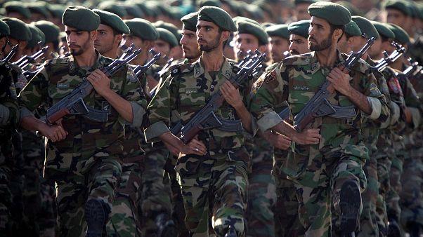 استثناءات أمريكية لجهات أجنبية للتعامل مع الحرس الثوري الإيراني