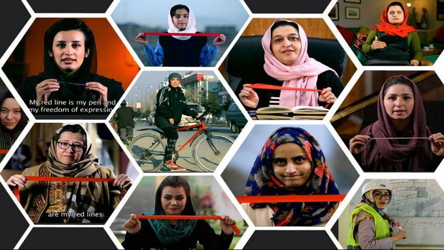 خط سرخ من؛ زنان افغان در شبکههای اجتماعی از حقوق خود در مذاکرات صلح دفاع میکنند