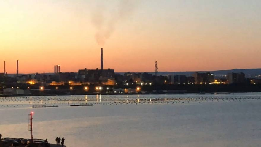 Road Trip Europe Day 26 Taranto: 'You don't sleep anymore, you lose your breath'