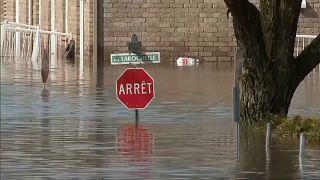 Überschwemmungen in Kanada