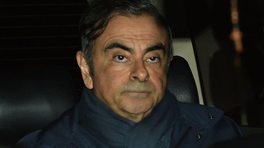 Nissan eski CEO'su Ghosn hakkında açılan dava sayısı dörde çıktı