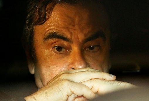 Новое обвинение Карлоса Гона