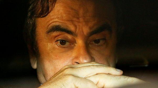 Карлоса Гона выспустят из тюрьмы под залог  - ТАСС