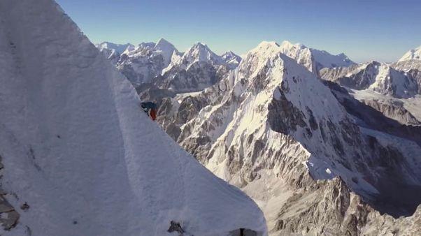 Rescatan los cuerpos de los tres alpinistas desaparecidos en Canadá