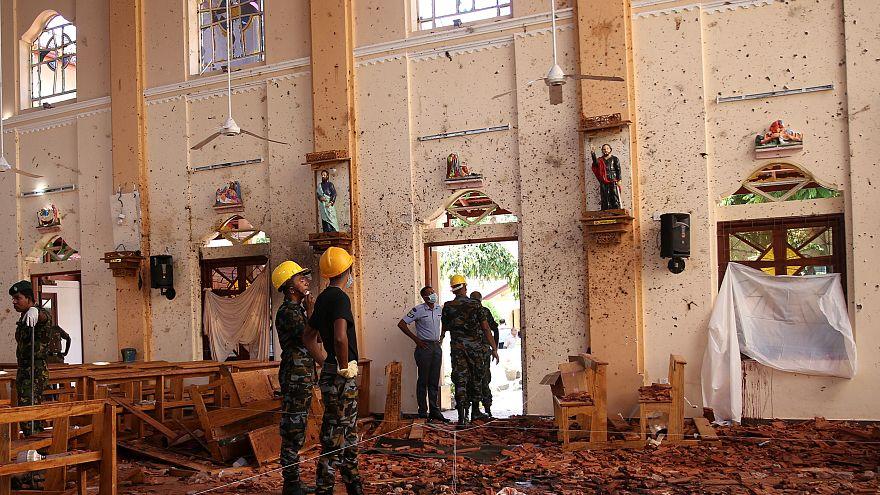 Islamisten aus Sri Lanka für Attentate mit 290 Toten verantwortlich