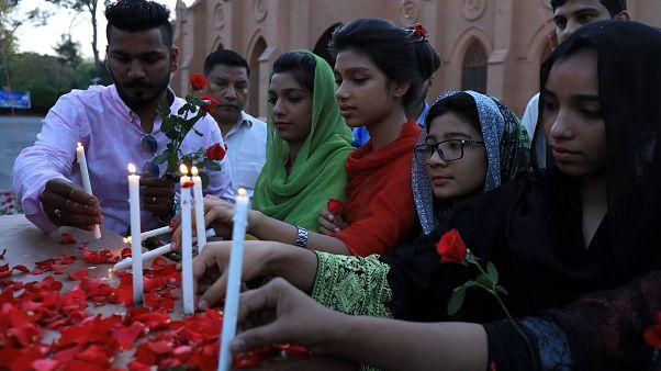 O ataque de Sri Lanka visto pela comunidade internacional