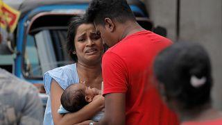 Σρι Λάνκα: Διεθνείς αντιδράσεις