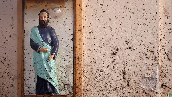 Sri Lanka hükümeti, kilise ve otellere bombalı saldırı gerçekleştiren örgütü açıkladı