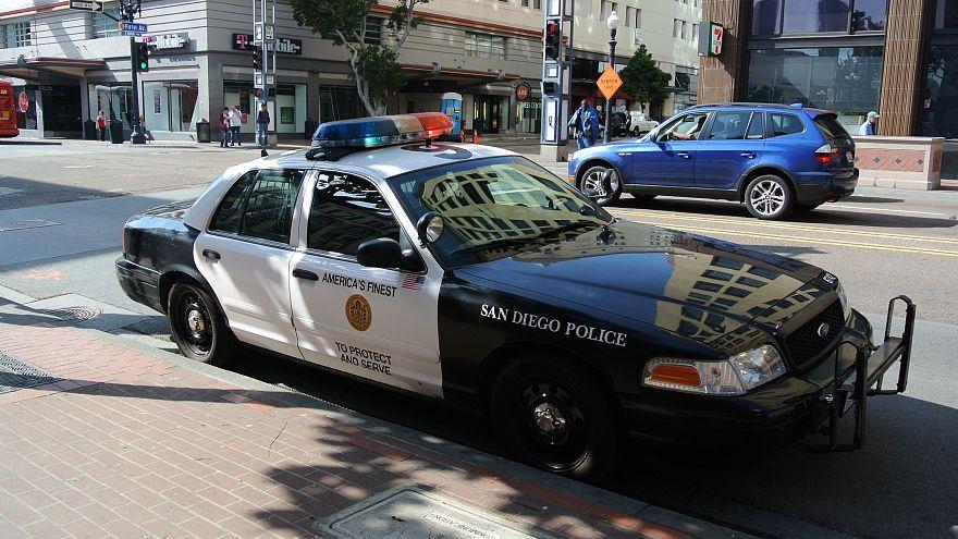 شرطة سان ديغو