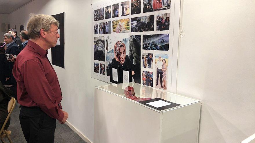 Brüksel'de Tenkil Müzesi: KHK mağdurları yaşadıkları dramı anlattı