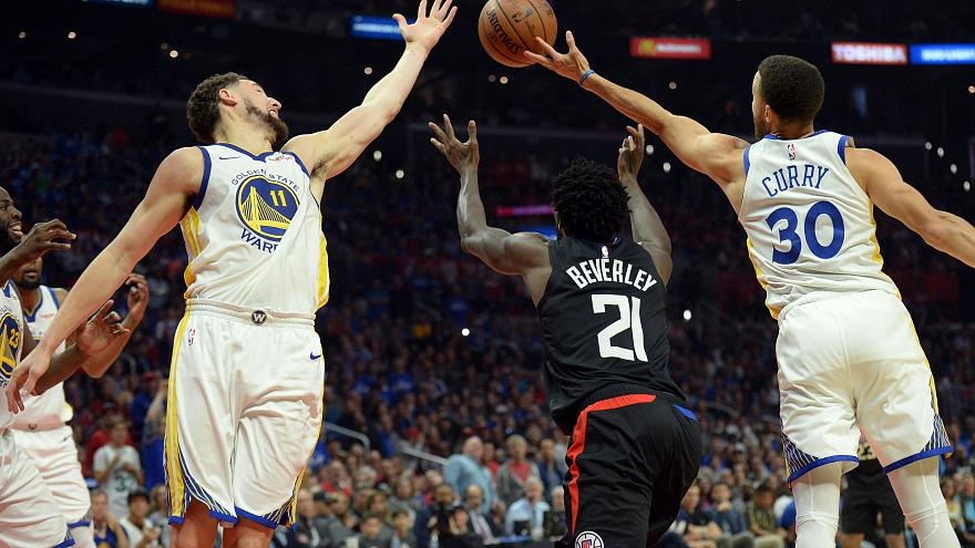 NBA Playoff: Golden State sbanca il parquet dei Clippers