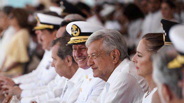 El presidente de México insiste en que son necesarias las disculpas de España