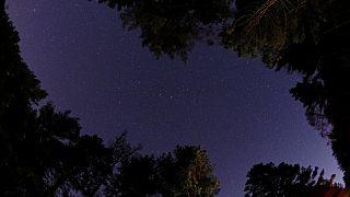 Λυρίδες: Βροχή από πεφταστέρια τη νύχτα της Μ. Δευτέρας