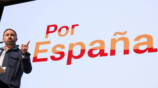 Santiago Abascal à reconquista de Espanha