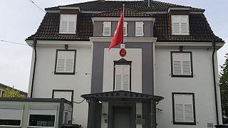 Zürih'te Türkiye Başkonsolosluğu'na molotof kokteylli saldırı girişimi