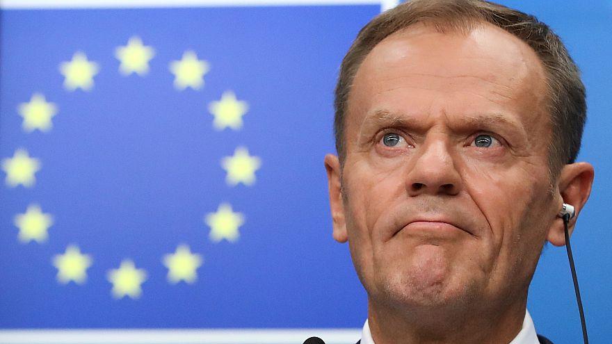 رئيس المجلس الأوروبي دونالد توسك