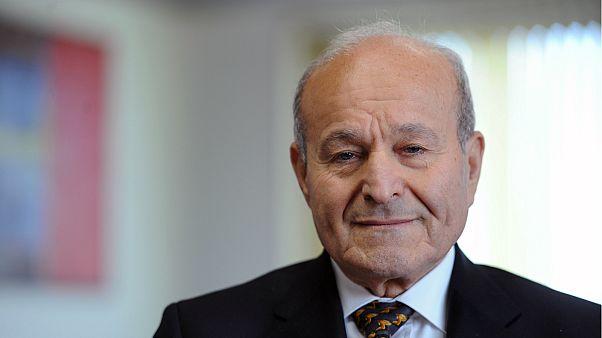 Cezayirli iş adamı Issad Rebrab