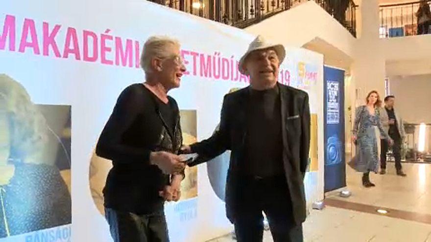Öt életműdíjast ünnepeltek a filmhét nyitányán