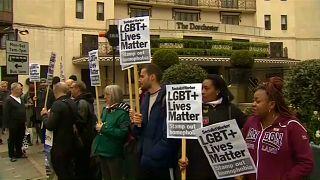 Brunei verteidigt Todesstrafe für Homosexuelle