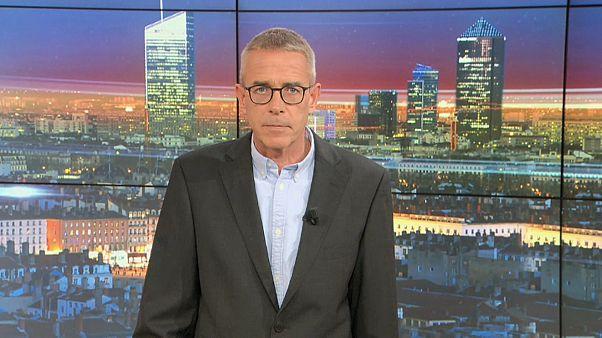 Euronews am Abend vom 22.04.2019